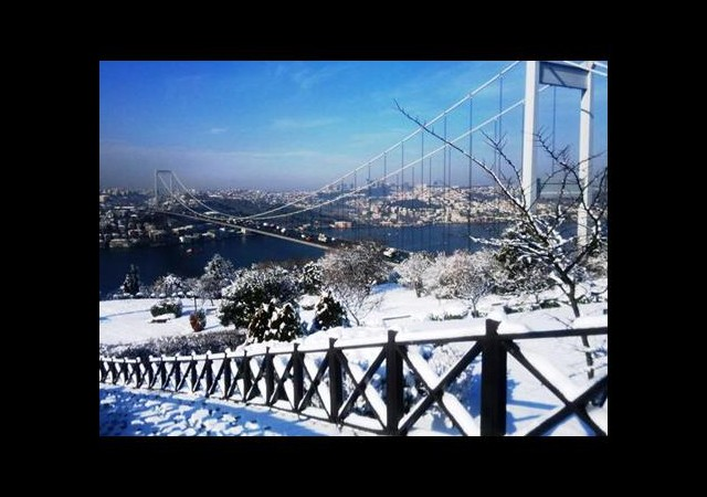 Kar İstanbul'a Geliyor!