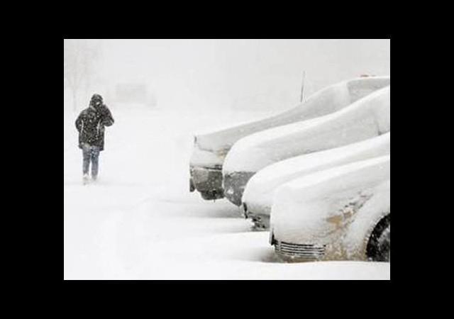 Kar alarmı verildi acil durum ilan edildi!