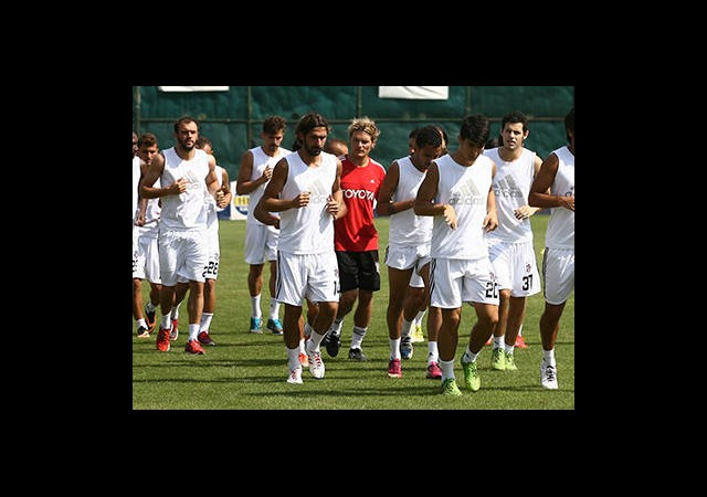 Kartal'ın Trabzonspor Mesaisi Başladı