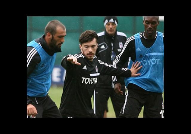 Beşiktaş'tan 5 Gollü Prova