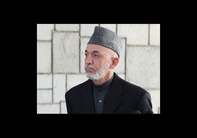 Hamid Karzai'den İlginç Açıklama