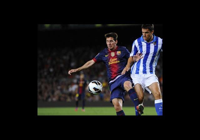 Barcelona'dan Müthiş Başlangıç 15 Dakikada 4 Gol