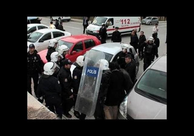 Malatya'da öğrenci kavgası: 47 Gözaltı