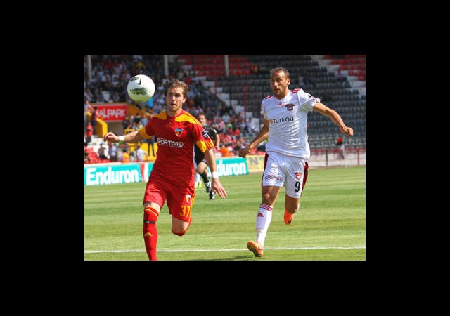 Gaziantepspor Finale Yükseldi