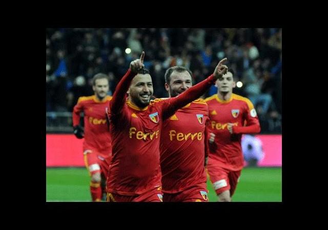 Kayserispor Galatasaray'ı istiyor!