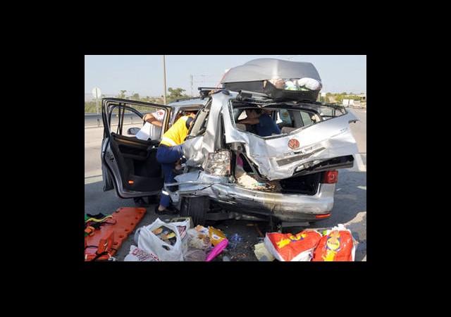 Bu da Trafik Terörü: 11 Ölü-70 Yaralı