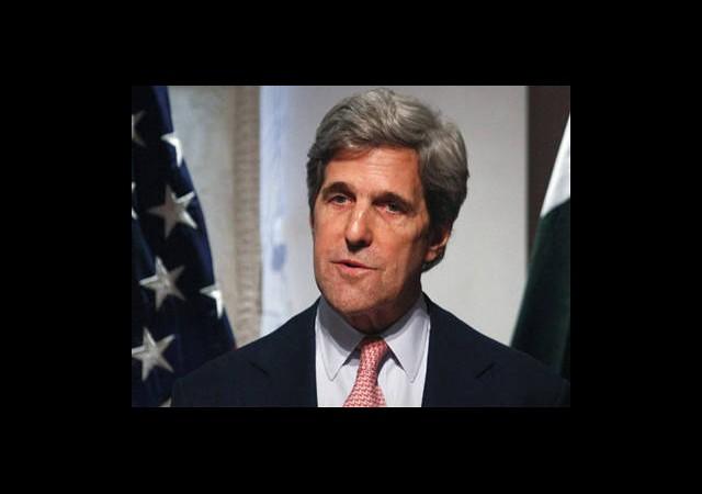 Kerry İstanbul'a Geliyor