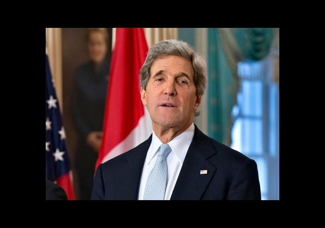 Kerry: 'Nihai Hedefimiz Bağımsız Filistin Devleti'