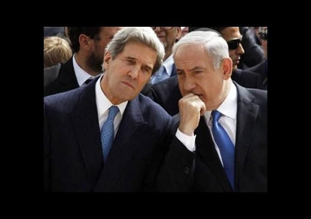 Netanyahu'dan Kerry'e şikayet