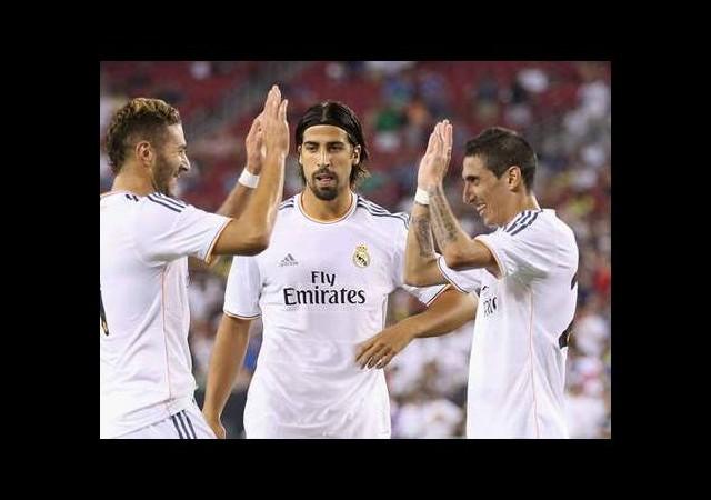 Real Madrid'de iki yolcu daha