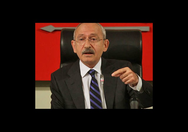 Kılıçdaroğlu: AK Parti Haklı