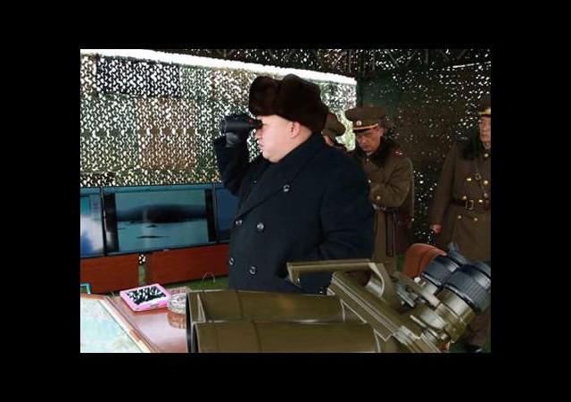 Kim Jong-un savaşa hazırlanıyor