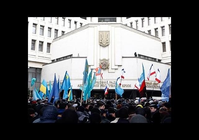 Ukrayna'nın Kırım kararı