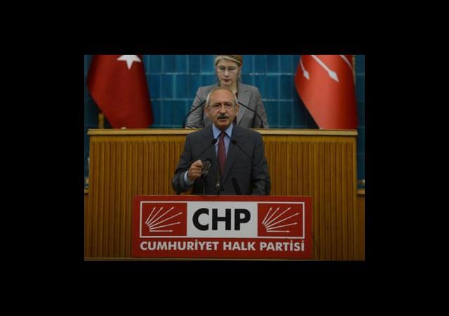 ''Kürsü Hariç Hepsini Kaldıralım''