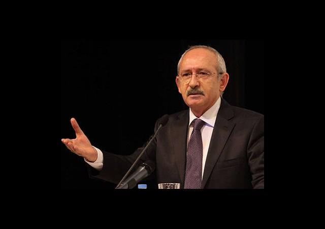 Kılıçdaroğlu: Başbakan beni aramadı