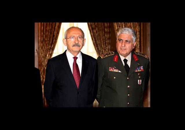 Kılıçdaroğlu'na İade-i Ziyaret
