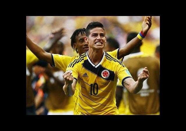 Kolombiya – Fildişi Sahili maçının özeti