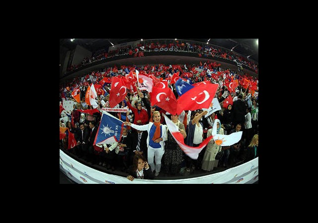 AK Parti'de Değişim Rüzgarları