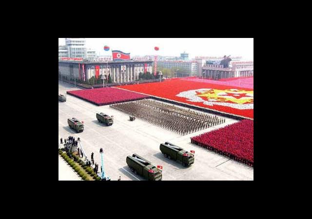 'Kuzey Kore Füze Fırlattı' İddiası!