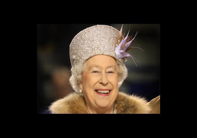Kraliçenin Büyük Büyükannelik Sevinci