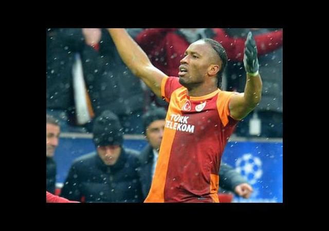 Galatasaray'da 'Drogba' krizi!