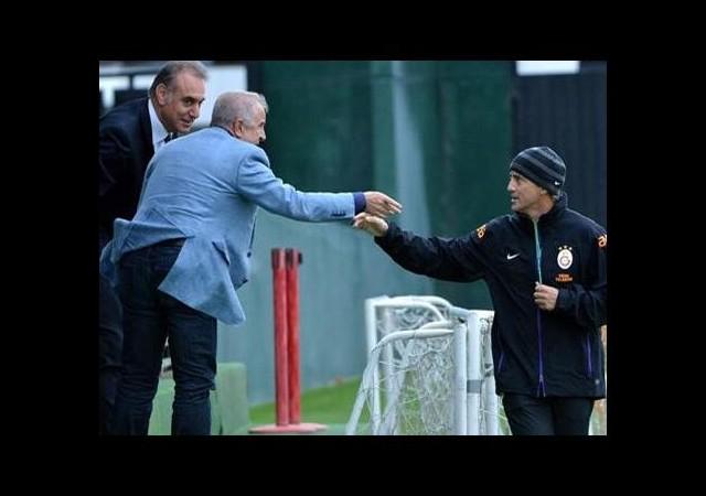 Galatasaray'da Büyük Temizlik!