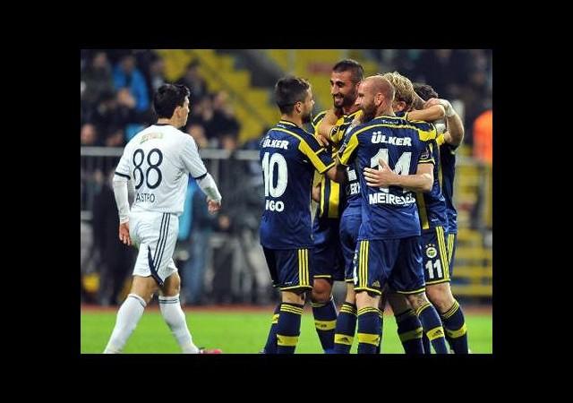 Kasımpaşa Fenerbahçe | Süper Lig Maç özeti
