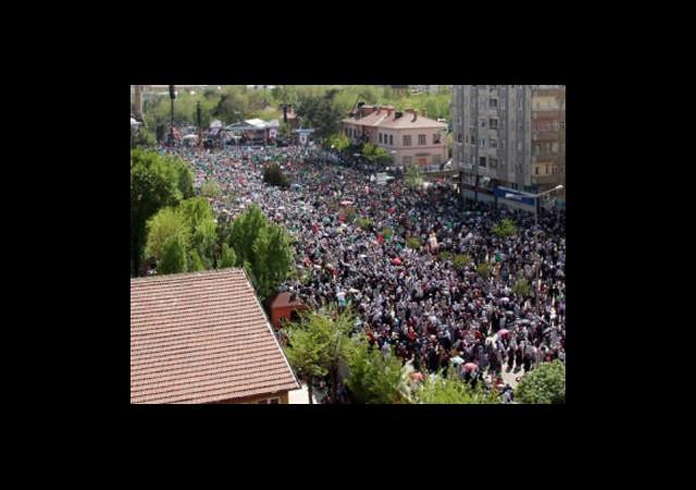 Diyarbakır'da 'Kutlu Doğum' Coşkusu