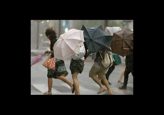 Meteoroloji'den Uyarı Güneşli Havaya Aldanmayın/ 9 İl İçin Kuvvetli Yağış Uyarısı