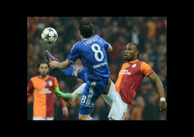 Lampard: 'Drogba'ya karşı oynamak...'