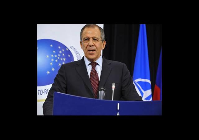 Lavrov'dan Muhaliflere Çağrı