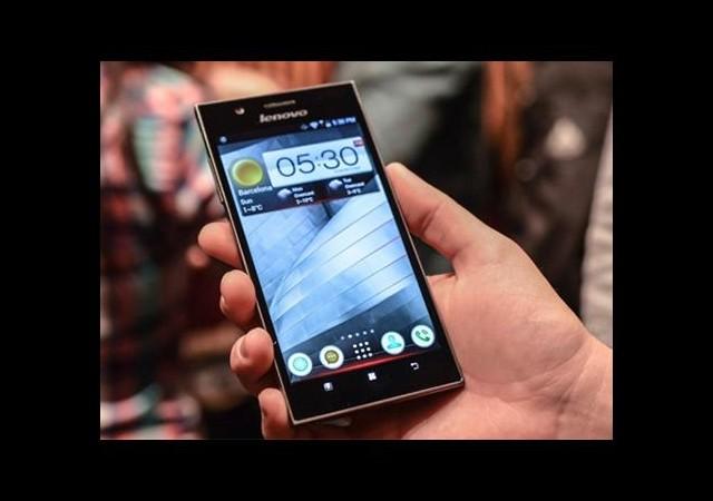 Lenovo'dan akıllı telefon atılımı