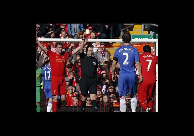 Liverpool Puanı 'Isırarak' Kopardı