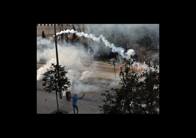Lübnan'da Gerginlik!