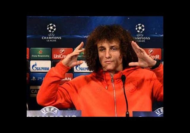 David Luiz'den iki hoca için ilginç açıklama!