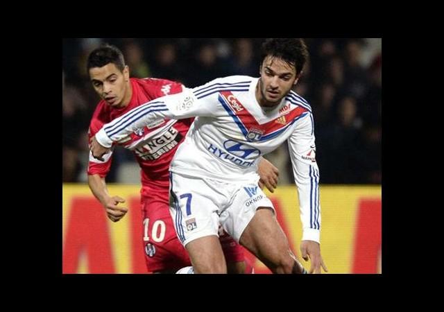Lyon İkinci Yarıda Açıldı