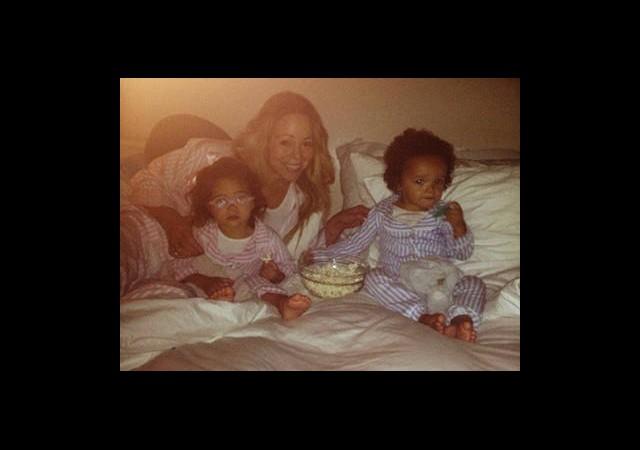Mariah Carey'in Pijama Partisi