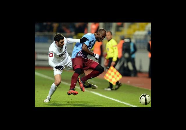 Kasımpaşa-Trabzonspor Canlı Anlatım