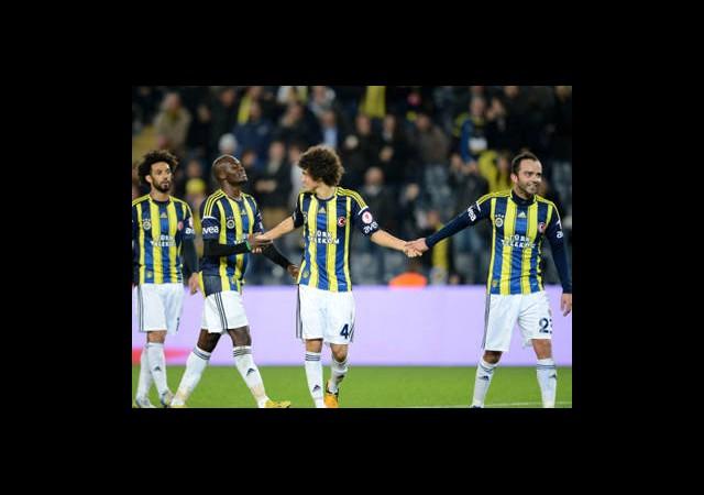 Gaziantepspor-Fenerbahçe Canlı Anlatım