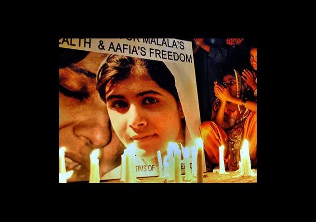 Pakistanlı Malala İlk Kez Konuştu