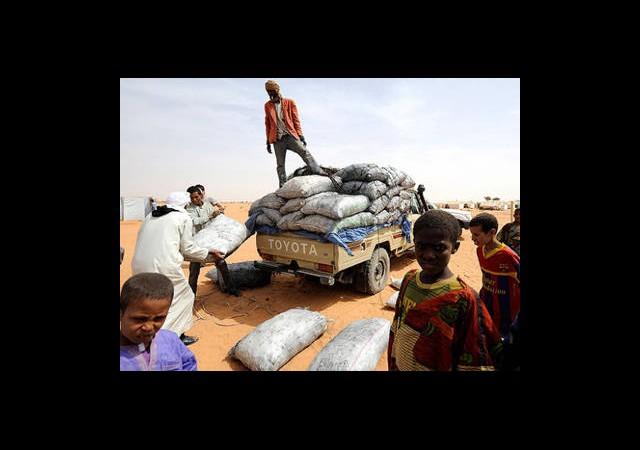 70 Bin Malili Hayata Tutunmaya Çalışıyor