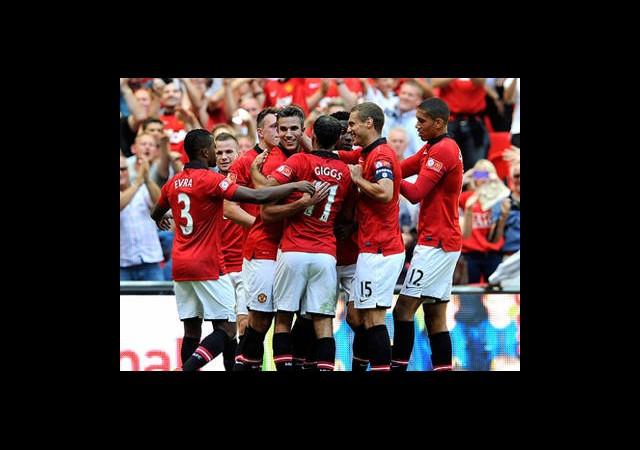 Manchester United Kupayla Başladı