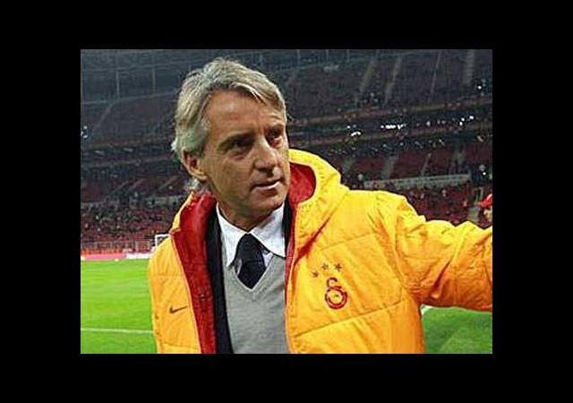 Mancini'nin unutamadığı iki Galatasaraylı