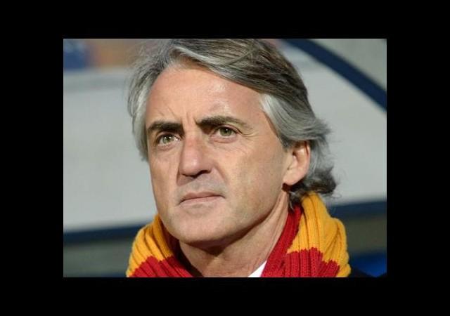 Roberto Mancini'den itiraf