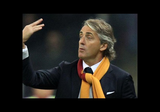 Mancini G.Saray'dan giderse...