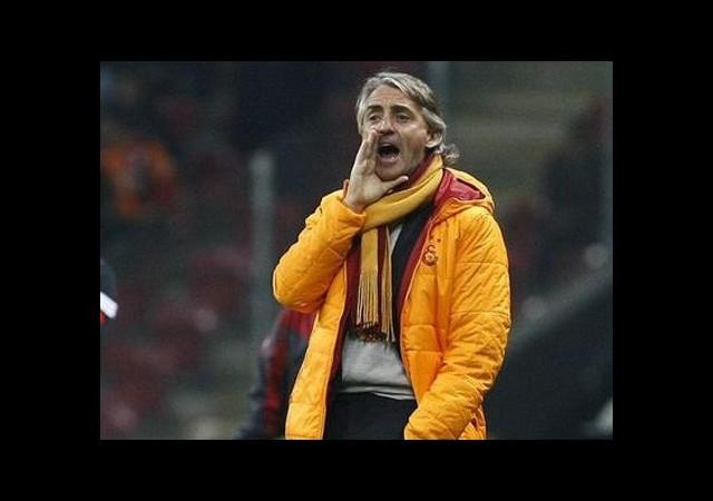 Mancini Bu Tercihiyle Şaşırttı!