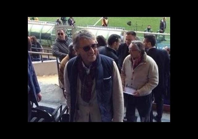 Mancini'den o isme yakın markaj