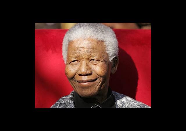 Baba Bush 'Mandela'yı Öldürdü'