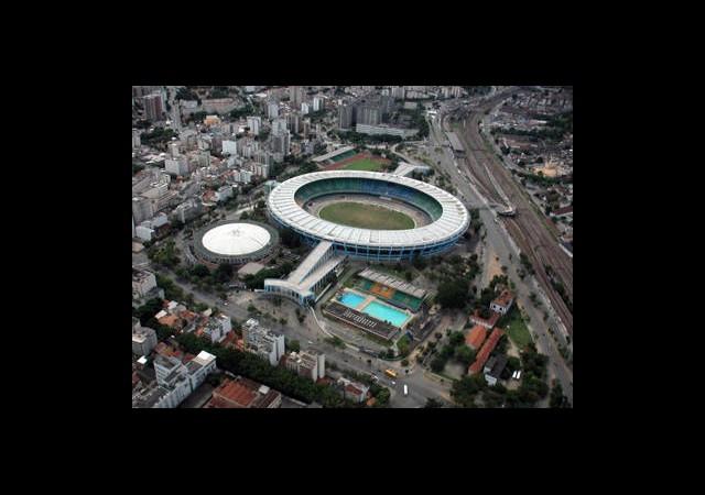 Brezilya'da Stadyumlara 2014 Düzenlemesi