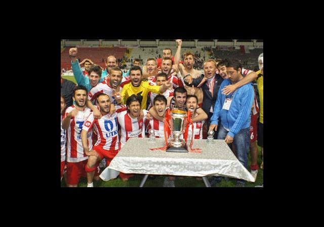 Kahramanmaraşspor 2. Lige Yükseldi